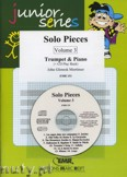 Ok�adka: Mortimer John Glenesk, Solo Pieces Vol. 3 - Trumpet