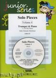 Okładka: Mortimer John Glenesk, Solo Pieces Vol. 4 - Trumpet