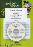 Okładka: Mortimer John Glenesk, Solo Pieces Vol. 5 - Trumpet
