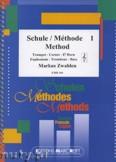 Okładka: Zwahlen Markus, Schule/Méthode/Method - Euphonium