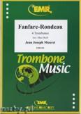 Okładka: Mouret Jean-Joseph, Fanfare-Rondeau - Trombone