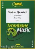 Okładka: Mieg Peter, Slokar Quartett - Trombone