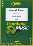 Okładka: Agrell Jeffrey, Gospel Time - Trombone
