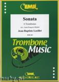 Okładka: Loeillet Jean-Baptiste, Sonate - Trombone