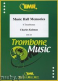 Okładka: Kalmann Charles, Music Hall Memories - Trombone