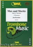 Okładka: Koetsier Jan, Max & Moritz - Trombone