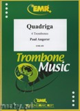 Okładka: Angerer Paul, Quadriga - Trombone