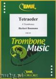 Okładka: Baumann Herbert, Tetraeder - Trombone