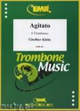 Okładka: Klebe Giselher, Agitato - Trombone