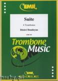 Okładka: Dondeyne Désiré, Suite - Trombone