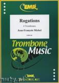 Okładka: Michel Jean-François, Rogations - Trombone
