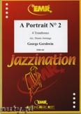 Okładka: Gershwin George, A Portrait N° 2 - Trombone