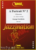 Okładka: Gershwin George, A Portrait N° 2 - BASSOON