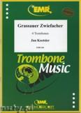 Okładka: Koetsier Jan, Grassauer Zwiefacher - Trombone