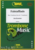 Okładka: Koetsier Jan, Falstaffiade (Bassposaune Solo) - Trombone