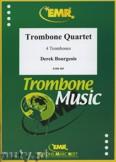 Okładka: Bourgeois Derek, Trombone Quartet - Trombone