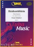 Okładka: Schubert Franz, Heidentüblein für Tuba Quartett