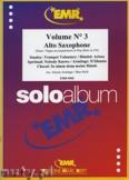 Okładka: Armitage Dennis, Solo Album Vol. 03  - Saxophone