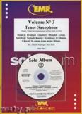 Ok�adka: Armitage Dennis, Solo Album Vol. 03 + CD  - Saxophone