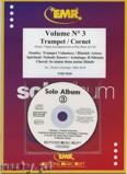 Okładka: Armitage Dennis, Solo Album Vol. 03 + CD  - Trumpet
