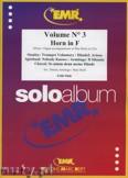 Ok�adka: Armitage Dennis, Solo Album Vol. 03  - Horn