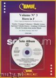 Ok�adka: Armitage Dennis, Solo Album Vol. 03 + CD  - Horn