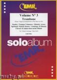 Okładka: Armitage Dennis, Solo Album Vol. 03  - Trombone