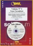 Ok�adka: Armitage Dennis, Solo Album Vol. 04 + CD  - Saxophone