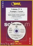 Okładka: Armitage Dennis, Solo Album Vol. 04 + CD  - Trumpet