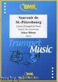 Okładka: Boehme Oskar, Souvenir de St.-Pétersbourg - Trumpet