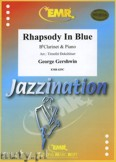 Ok�adka: Gershwin George, Rhapsody in Blue - CLARINET