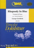 Okładka: Gershwin George, Rhapsody in Blue - Trumpet