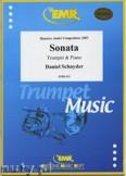 Okładka: Schnyder Daniel, Sonate - Trumpet