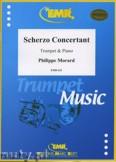 Okładka: Morard Philippe, Scherzo Concertant - Trumpet