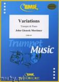 Okładka: Mortimer John Glenesk, Variations pour Trompette et Piano - Trumpet
