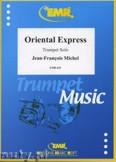 Okładka: Michel Jean-François, Oriental Express - Trumpet