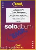 Ok�adka: Armitage Dennis, Solo Album Vol. 01  - Saxophone