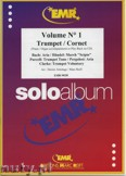 Okładka: Armitage Dennis, Solo Album Vol. 01  - Trumpet