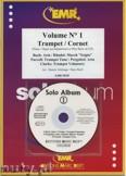 Okładka: Armitage Dennis, Solo Album Vol. 01 + CD  - Trumpet