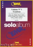 Okładka: Armitage Dennis, Solo Album Vol. 01  - Trombone