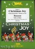 Okładka: Armitage Dennis, 28 Weihnachtsmelodien Vol. 1 - BASSOON