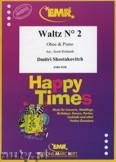 Okładka: Szostakowicz Dymitr, Waltz N° 2 - Oboe