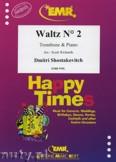 Ok�adka: Szostakowicz Dymitr, Waltz N� 2 - Trombone