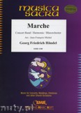 Ok�adka: H�ndel George Friedrich, Marche - Wind Band
