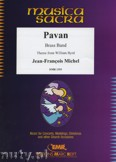 Ok�adka: Byrd William, Pavan  - BRASS BAND