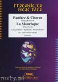 Okładka: Buxtehude Dietrich, Susato Tylman, Fanfare & Chorus / La Mourisque - Wind Band