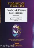 Okładka: Buxtehude Dietrich, Susato Tylman, Fanfare & Chorus / La Mourisque - BRASS BAND