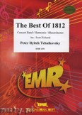 Ok�adka: Czajkowski Piotr, Best Of 1812 (The) - Wind Band