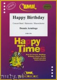 Ok�adka: Armitage Dennis, Happy Birthday - Wind Band