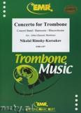 Okładka: Rimski-Korsakow Mikołaj, Concerto - Trombone